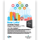 New LoRa Sub-GHz Radio Transceivers SX1261, SX1262, and SX1268 Products