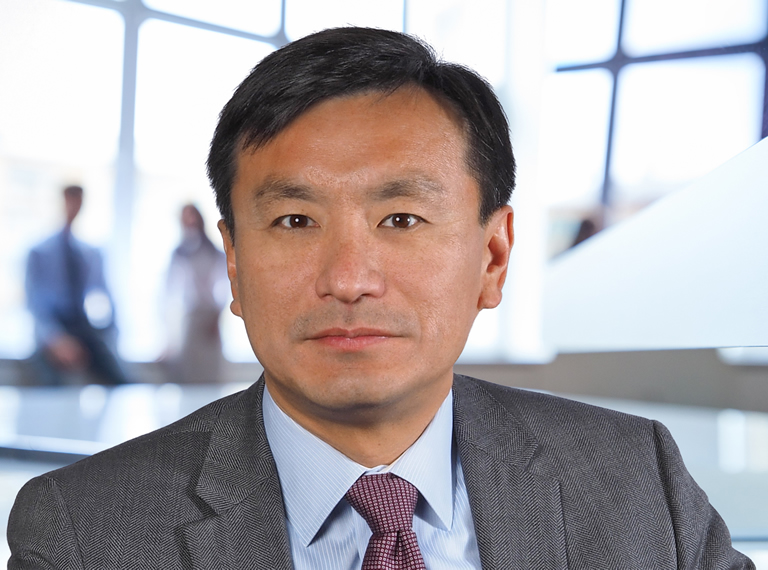 Semtech semiconductor company executive leadership Chris Chang Senior Vice President, Corporate Marketing and Business Development