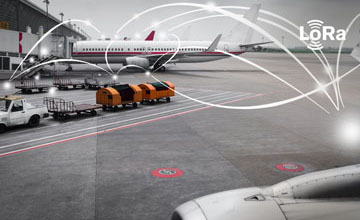 LoRa-based smart asset tracking at Istanbul airport