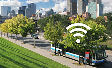 LoRa-based smart bus schedules for smart cities