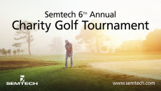 Semtech Hosts Sixth Annual Charity Golf Tournament Supporting Ventura County Families Proceeds will be donated to support the local community affected by the Thomas Fire and Montecito Mudslide