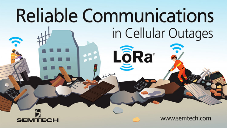 Beartooth and Semtech's LoRa Technology Provides Reliable Communication in Cellular Outages Beartooth products are ideal in natural disasters as LoRa Technology enables a long range link between devices