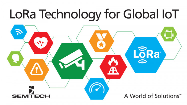 Semtech LoRa Technology Enables Top Solutions in Second-Annual Global IoT Challenge Winning LoRa®-based solutions focus on food, health and safety