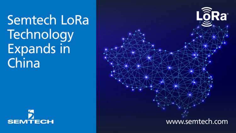 Semtech's LoRa Technology to Expand in China with its Flexible, Easy Deployment Capabilities China Unicom and Semtech collaborate to increase the Internet of Things (IoT) market nationwide
