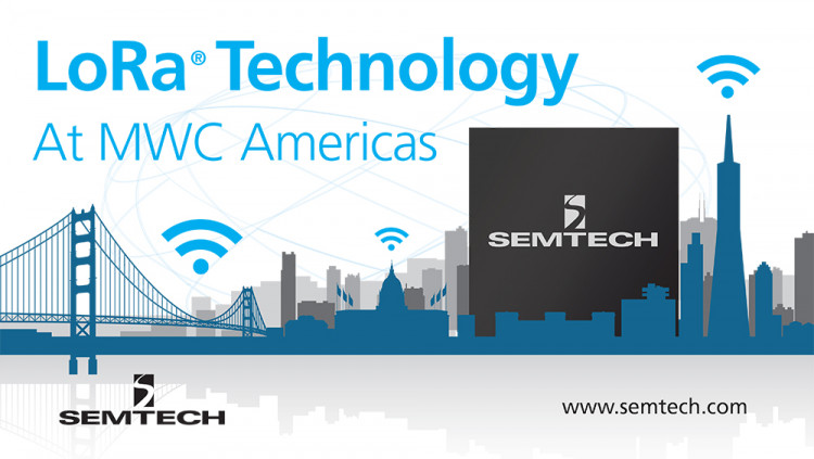 Semtech LoRa-enabled Sensors Intelligently Monitor Operations of Smart Cities In the LoRa Alliance™ IoT Pavilion, MWC Americas attendees learn about IoT use cases essential for optimizing the network infrastructure of municipalities