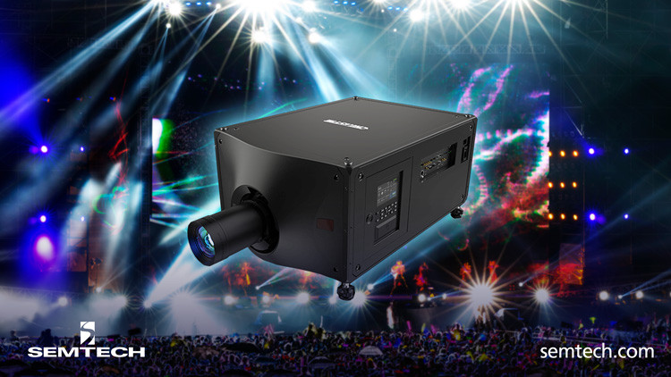 Christie BlueRiver Projector for SDVoE