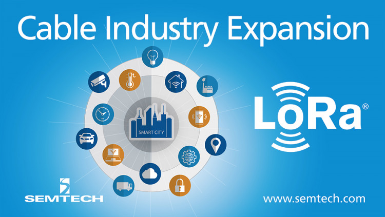 pureIntegration and Semtech Develop a LoRaWAN-Based/RDK-B Solution for the Cable Industry to Expand IoT Networks